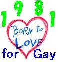 1981♂Gay