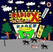 FM NACK5 RADIO X