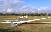 グライダー(滑空機)