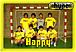 芸人フットサルチーム *HAPPY*