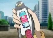 ペンギン携帯