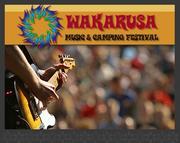 WAKARUSA  MUSIC FESTIVAL