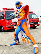 大阪市消防局セイバーミライ