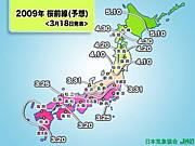 神田川deお花見'09