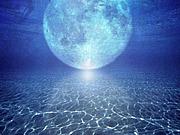 † 月 と 海 †