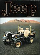三菱Jeep50系/三菱ジープ50系