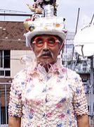 帽子おじさん