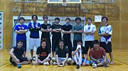 TONIC★WATER  BASKETBALL CLUB