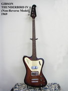 Gibson Thunder Bird