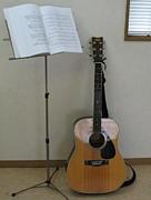 詩と音楽とギターの弾き語り♪