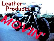 """leather products """" Movin' """""""
