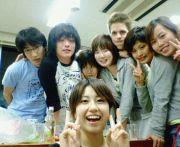 minakoのチューターと留学生。