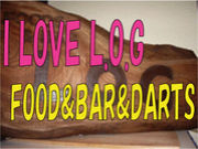 『L.O.G』 food&bar&darts