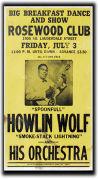 ハウリン ウルフ -Howlin' Wolf-