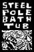 Steel Pole Bath Tub