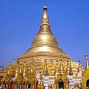 ミャンマー旅行 - アジアの黄昏