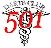Darts club 501