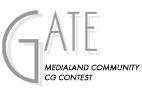 GATE CGコンテスト跡