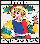 Magic,Tarot & Cafe  Infinity