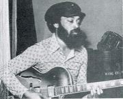 Soulful Guitarist