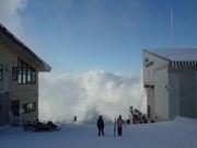 リゾバで雪山に篭り隊!!