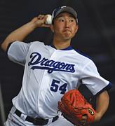 藤嶋健人投手 ドラゴンズ