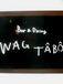 """BAR """"WAG TABO"""""""