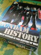 GUNDAM HISTORY