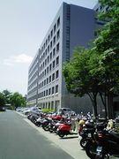 島根大学のバイク乗り