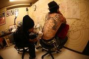 "tattoo shop ""DROPOUT,INC."""