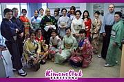 バルセロナ着物組*KimonoClub*