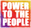 「Power to the people」
