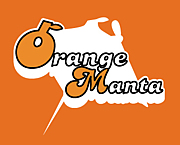 オレンジマンタ