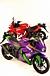 Ninja 250R × Trick☆Star