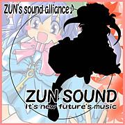 ZUNさん音楽同盟♪