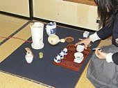 尾道大学  煎茶部