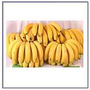 バナナがあったらとってしまう