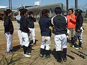 草野球 IN 大阪