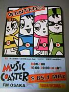 ♪fm osaka MUSIC COASTER  ∞♪