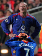 (Gay only) Ronaldo and Rooney