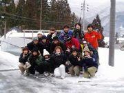 徳島大学競技スキー部