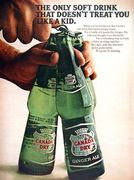 CANADA DRY Ginger Ale UNION