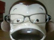 メガネをかけたまま寝る!