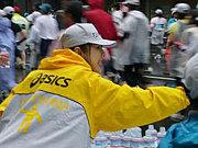 東京マラソン ボランティア