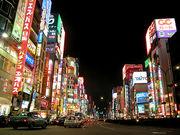 新宿で遊ぶ♪