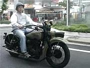 harley davidson saloon oldies