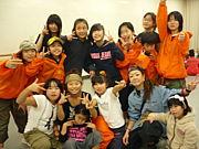 桜台体育館 HIPHOP教室
