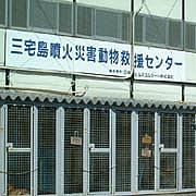 三宅島噴火災害動物救援センター