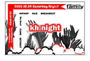 「KH NIGHT」@FAMILY