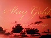 中目黒 Stay Gold